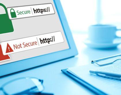 Γιατί ο Google Chrome δείχνει ότι οι ιστοσελίδες δεν είναι πλέον ασφαλείς;