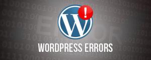 Read more about the article Τα πιο κοινά σφάλματα WordPress και πώς να τα διορθώσετε!