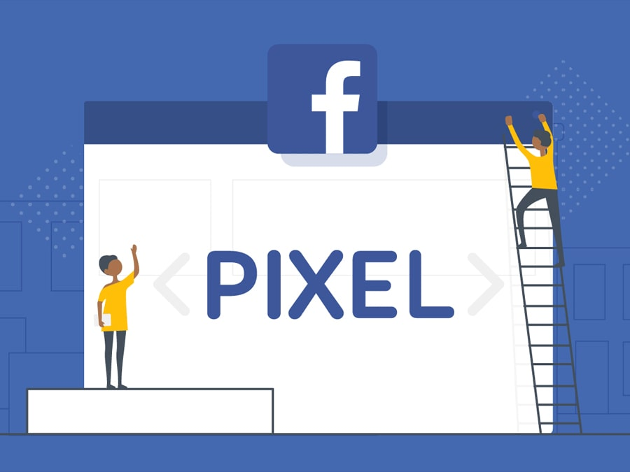 pixel facebook feel the web