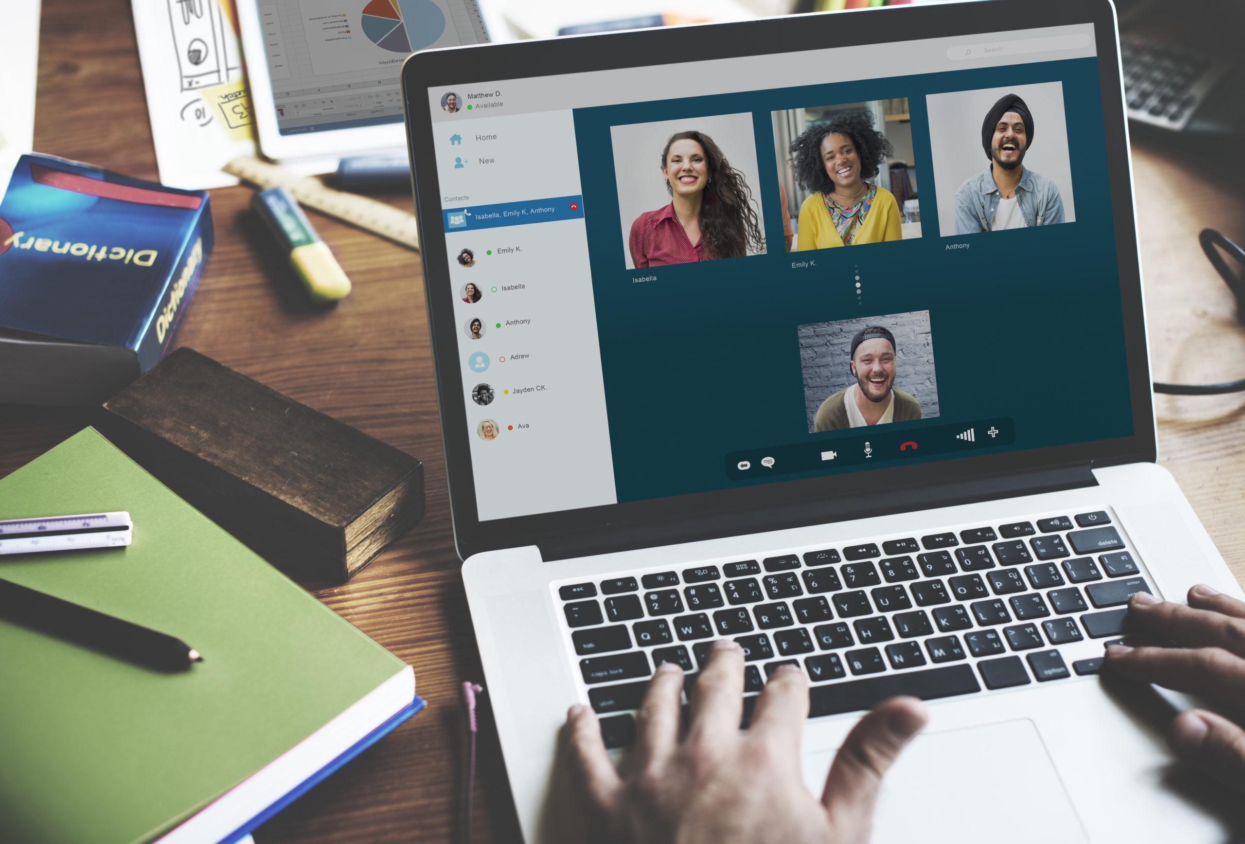"""Πώς να κάνετε την κορυφαία """"εξ'αποστάσεως"""" συνάντηση με τους πελάτες σας (virtual meeting)! 💻"""