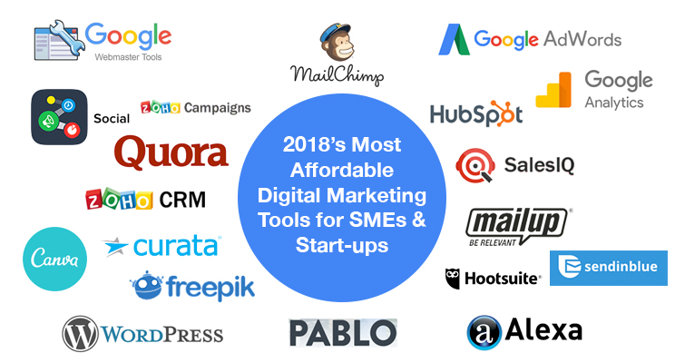 feel the web 20 digital marketing tools